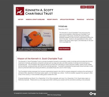 Kenneth Scott Charitable Trust