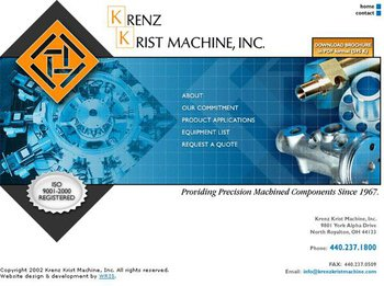 Krenz Krist Machine Inc