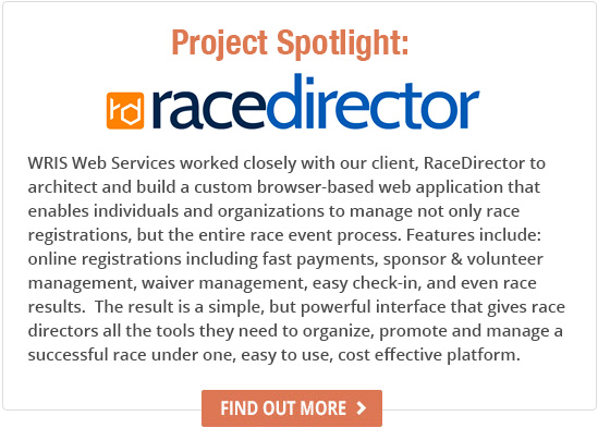 Project Spotlight: RaceDirector