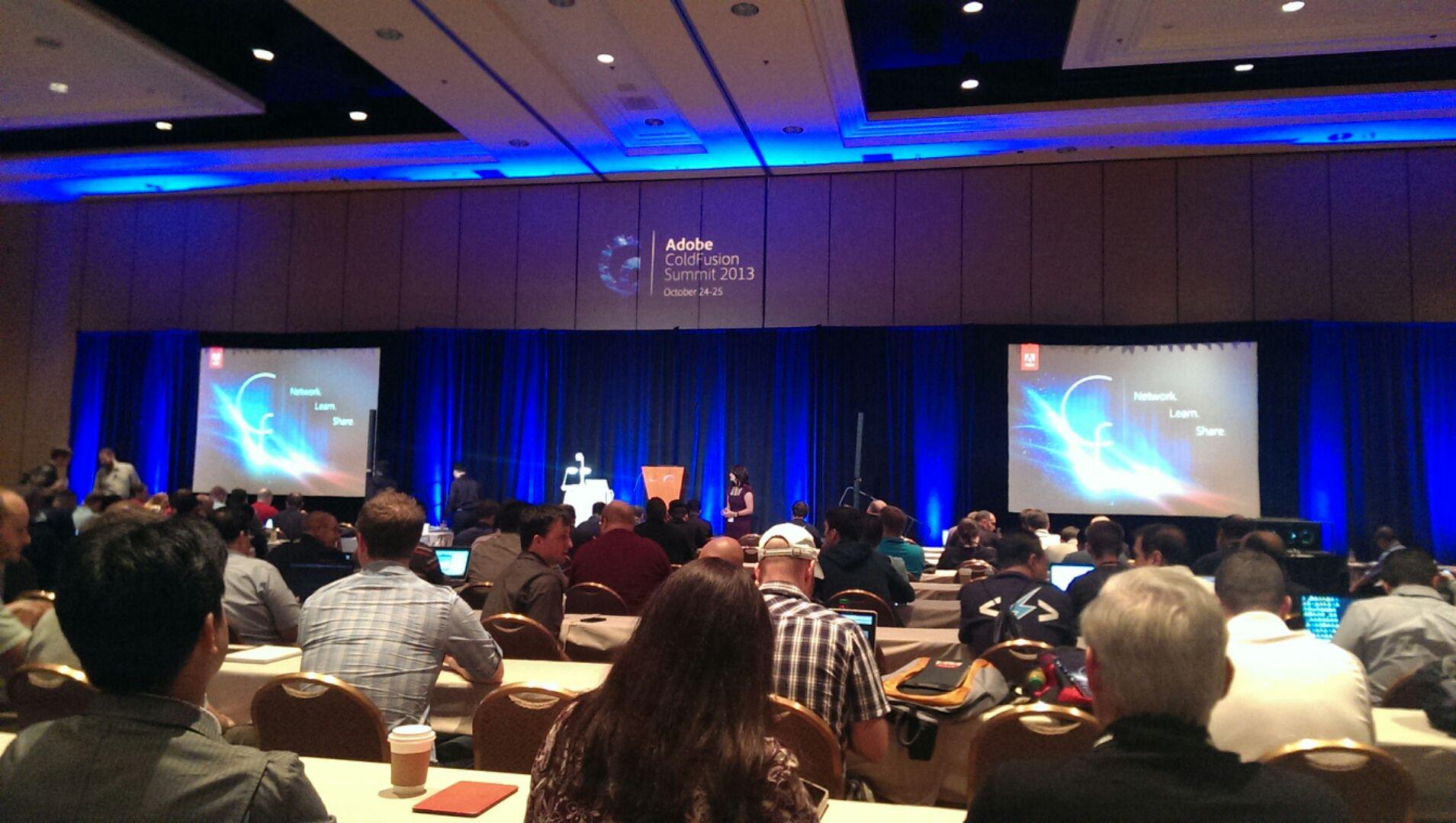 Adobe ColdFusion Summit Las Vegas